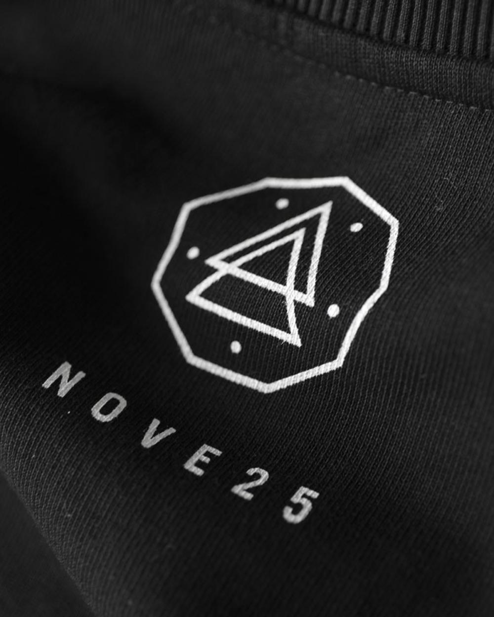 Abbigliamento FELPA LOGO NOVE25 NOVE25