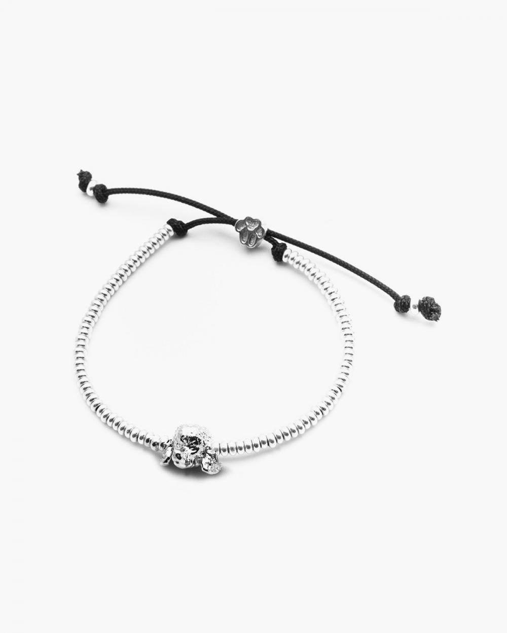 Bracelets POODLE SNOUT BRACELET / POLISHED SILVER NOVE25