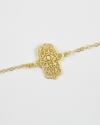 khamsa cable bracelet